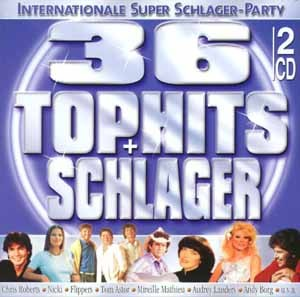 Diverse - 36 Tophits + Schlager