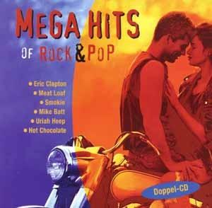 Diverse - Mega Hits Of Rock & Pop