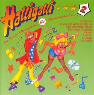 Fred Feiermann und seine Partylöwen - Halligalli 2