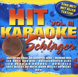 Hit Karaoke - Schlager