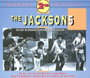 The Jackson 5 - Double Goldies - 2CD-Box