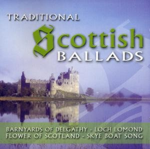 Diverse - Traditional Scottish Ballads