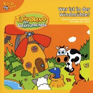 Toggolino der Abenteuerfinder - Wer ist in der Windmühle? - Der Rote Luftballon