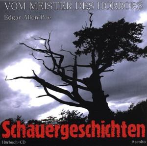 Edgar Allen Poe - Schauergeschichten - MP3-CD - ca. 12 Stunden