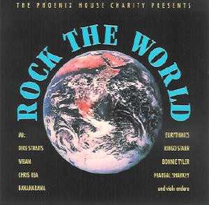 Diverse - Rock The World