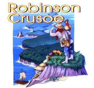 Märchen - Robinson Crusoe