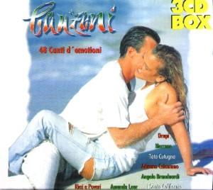 Diverse - Canzoni - 3CD-Box