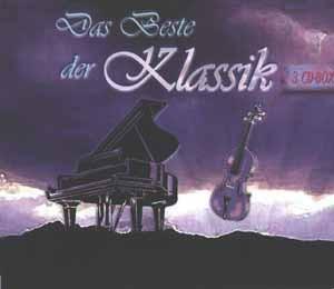 Diverse - Das Beste der Klassik - 3CD-Box