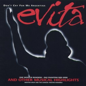 Kristina Bach and The London Theatre Ensemble - Evita und andere Musical Highlights