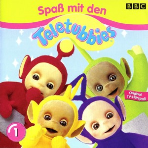 Teletubbies - Spaß mit den Teletubbies 1