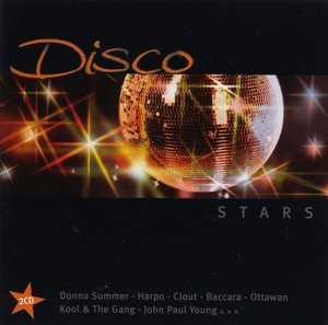 Disco Stars - Donna Summer, Harpo, Kool & The Gang