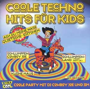 DJ Cowboy Joe und Jim - Coole Techno Hits Für Kids