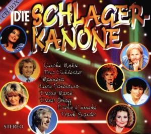 Diverse - Die Schlager Kanone - 3CD-Box
