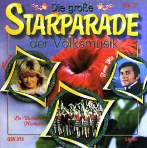 Diverse - Die große Starparade der Volksmusik