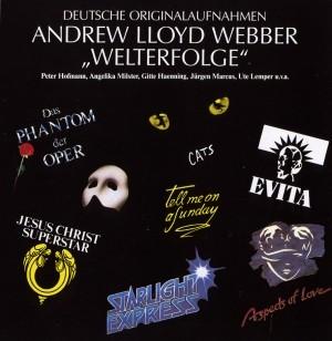 """Andrew Lloyd Webber - """"Welterfolge"""""""