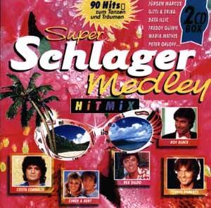 Diverse - Super Schlager Medley Hitmix