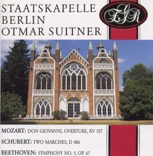 Staatskapelle Berlin - Otmar Suitner - Mozart - Schubert - Beethoven