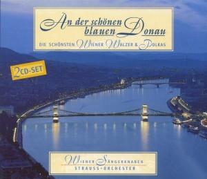 Diverse - An der schönen blauen Donau - 2CD-Box