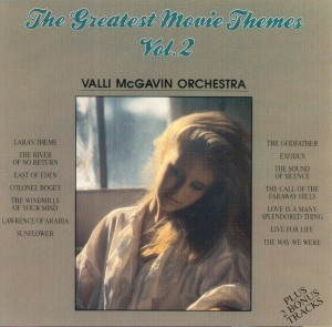 Valli McGavin Orchestra - The Greatest Movie Themes Vol.2
