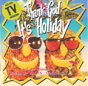 Diverse - Thank God It's Holiday