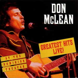 Don McLean - Greatest Hits Live