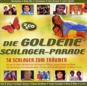 Diverse - Die goldene Schlagerparade