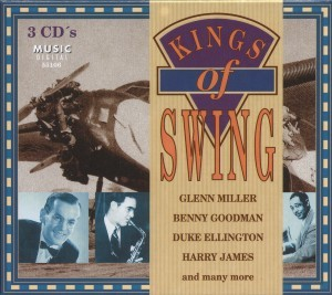 Diverse - Kings Of Swing - 3CD-Box