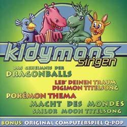 Kidymons singen - Kidymons