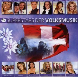 Diverse - Superstars der Volksmusik