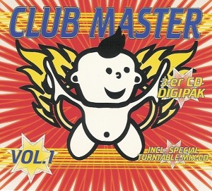 Diverse - Club Master vol.1 - 3CD-Box