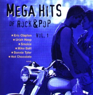Diverse - Mega Hits Of Rock & Pop 1