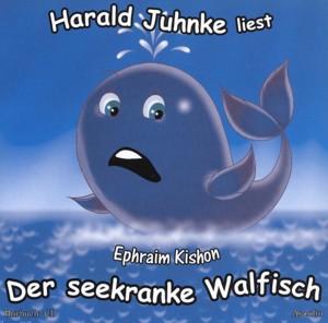Harald Juhnke liest - Der seekranke Walfisch - MP3-CD - ca. 3 Stunden