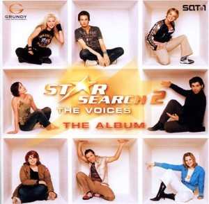 Sat 1 - Star Search 2 The Voices - The Album