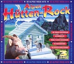 Diverse - AlpenHüttenrock 2 - 3CD-Box