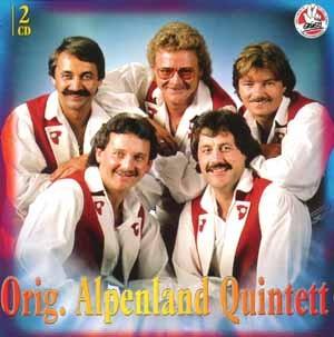 Orig. Alpenland Quintett - Die größten Erfolge