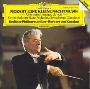 Berliner Philharmoniker - Herbert von Karajan - Mozart - Eine kleine Nachtmusik