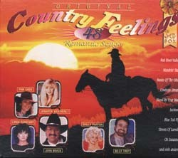 Diverse - Orig. Country Feelings - 3CD-Box