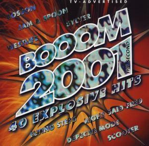 Diverse - BOOM 2001