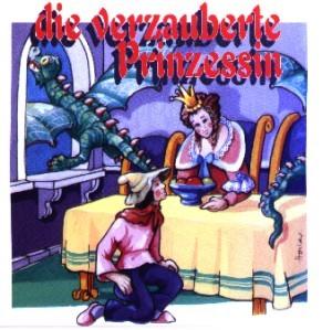 Märchen - Die verzauberte Prinzessin