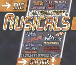 Diverse - Die Jahrhundert-Musicals