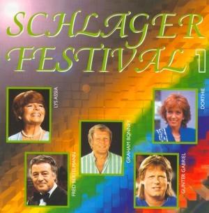 Diverse - Schlager Festival 1