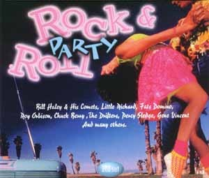 Diverse - Rock & Roll Party - 2CD-Box