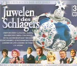 Diverse - Juwelen des Schlagers - 3CD-Box