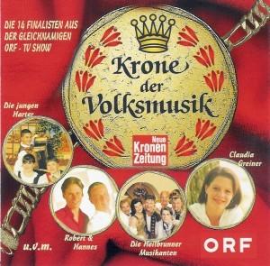 Diverse - Krone der Volksmusik