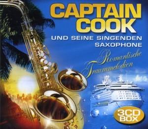 Captain Cook und seine singenden Saxophone - Romantische Traummelodien - 3CD-Box