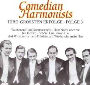 Comedian Harmonists - Ihre Grössten Erfolge 3