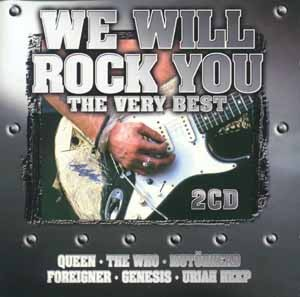 Diverse - We Will Rock You