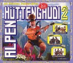 Diverse - AlpenHüttengaudi 2 - 3CD-Box