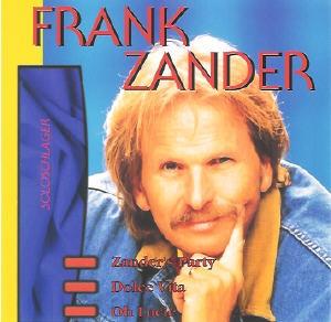 Frank Zander - Solo Schlager