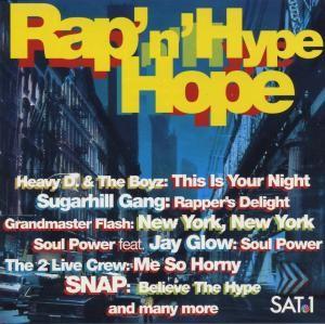 Diverse - Rap'n Hype Hope